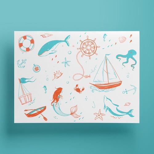 Design finalista por Alice Aleksandrova