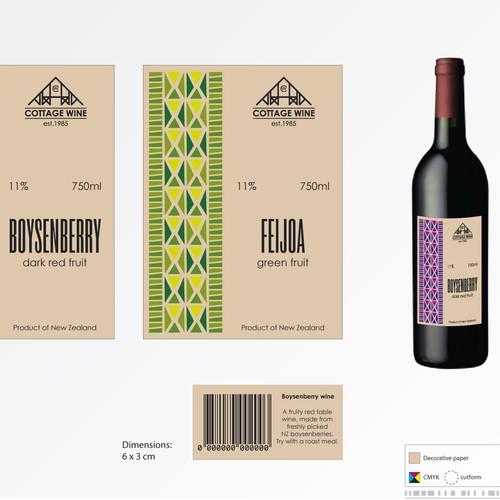 Diseño finalista de Susurs1201