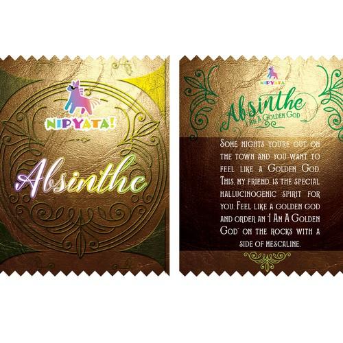 Runner-up design by aliosha