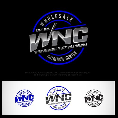 wholesale nutrition center logo design contest