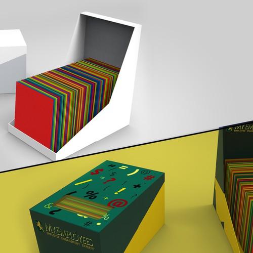 Runner-up design by estudioKaliz