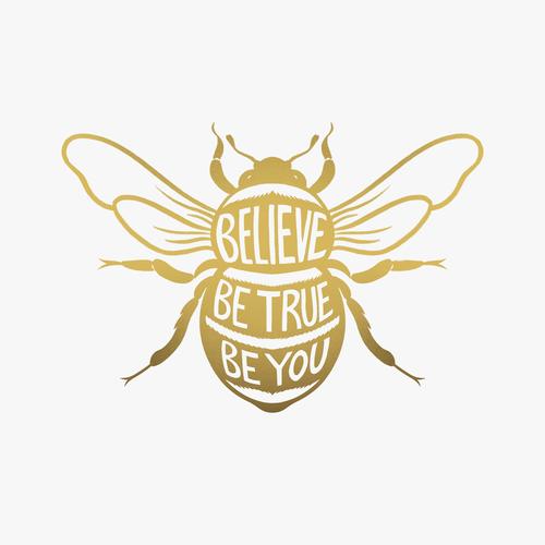 Team empowerment bee logo 🐝 Design by STUDIO AG