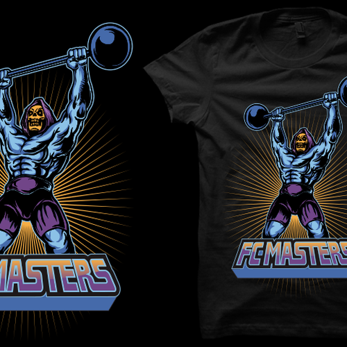 FC Masters  Design by Black Arts 888
