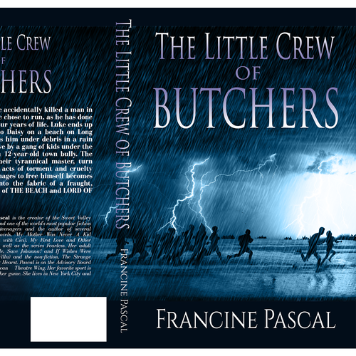 Pretty Book Cover Generator ~ Little crew of butchers book cover contest