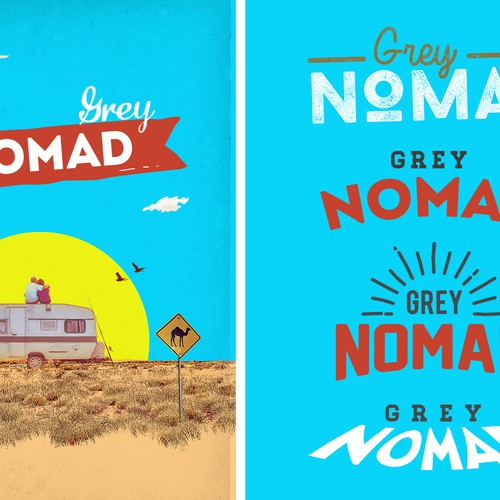 Runner-up design by I`M YOUR GRANNY