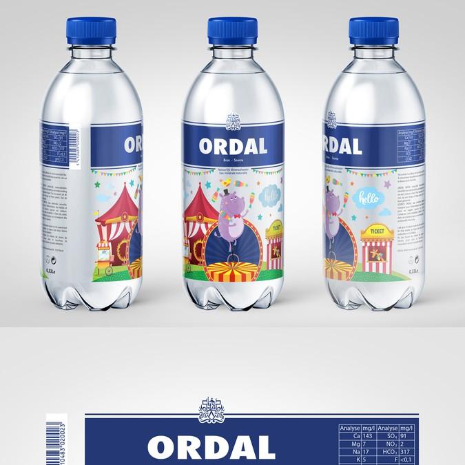 Winning design by Iulia Tatar