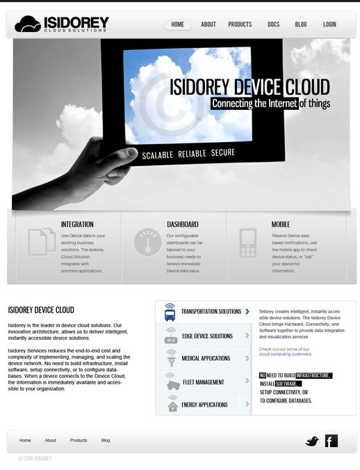 Design vincitore di DesignMyTemplate.com