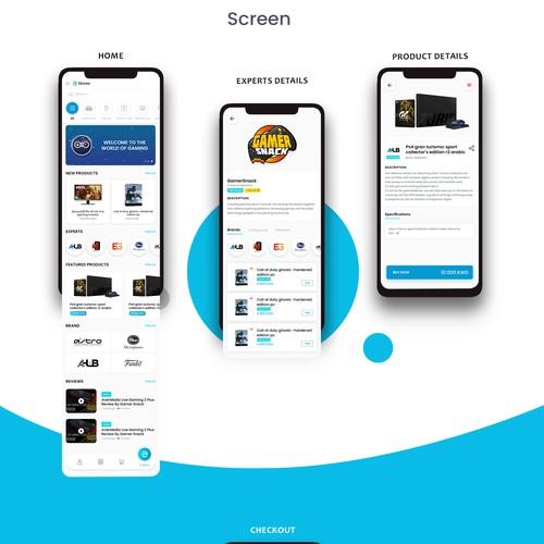 Diseño finalista de WeDesignz
