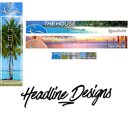 Runner-up design by HeadlineDesigns