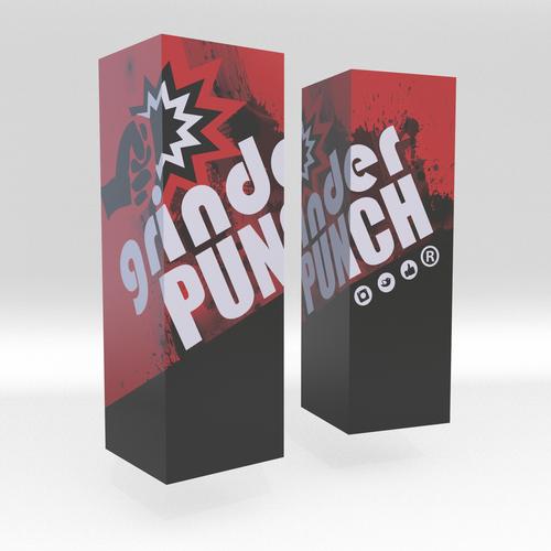 Runner-up design by Paper Street Studios