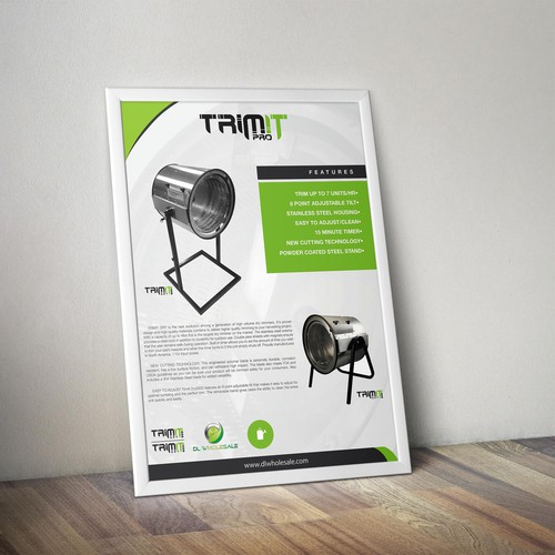 Runner-up design by articulator