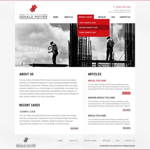 Design finalista por Garigov