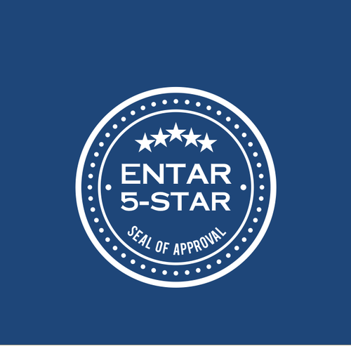 Entar 5-Star Seal Of Approval (Think Good Housekeeping