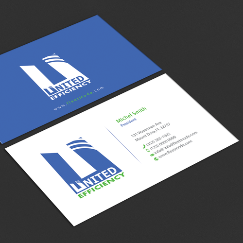 Create a Modern Business Card for a Smartphone Application ...