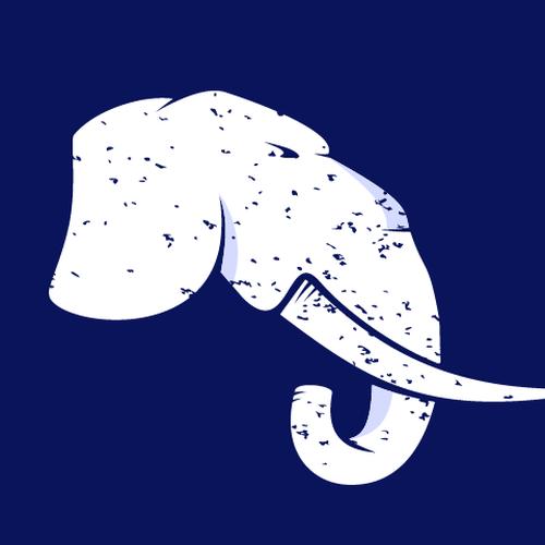 Runner-up design by ibrandify