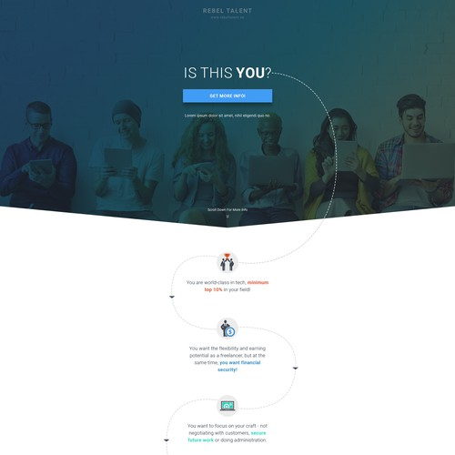 Runner-up design by ivan87