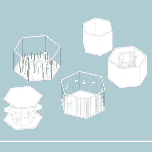 Zweitplatziertes Design von Marta De Donno