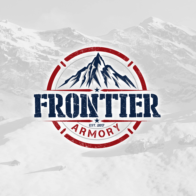 Design A Rustic Logo With A Modern Twist For My Firearms