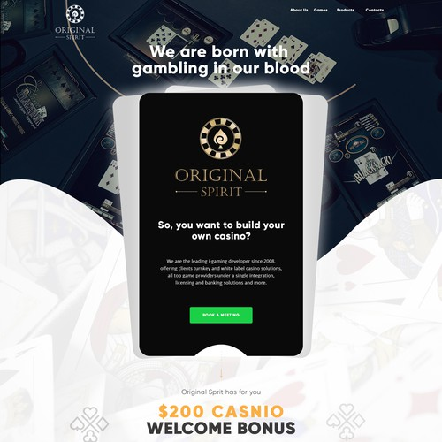 casino de las americas online