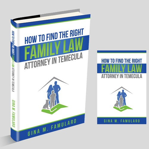 Law Book Cover Design : Family law book cover contest