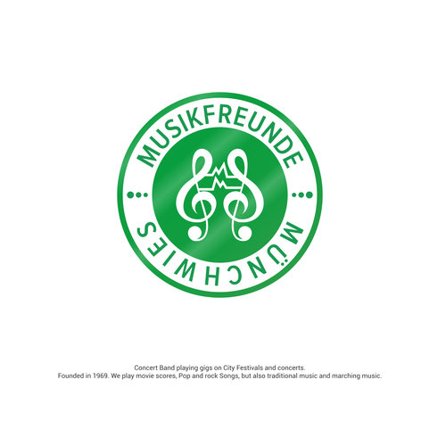 Concert Band needs a new logo! | Logo design contest