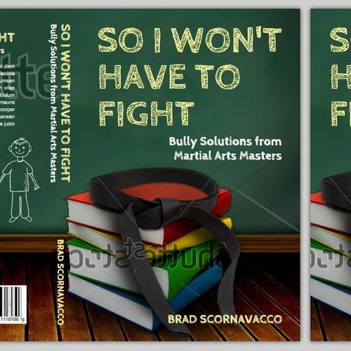 Runner-up design by Book Design