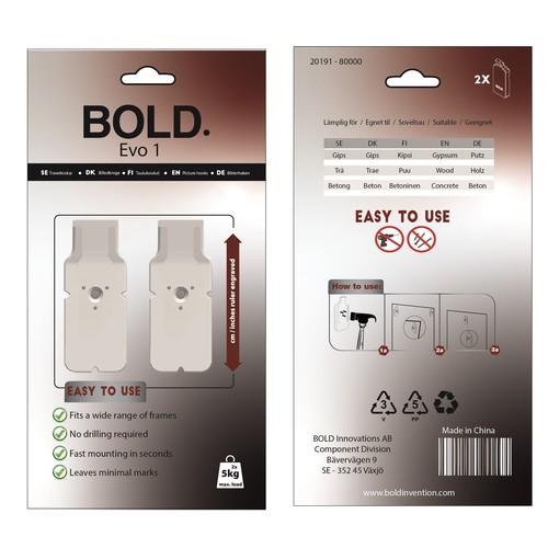 Design finalista por K.B Designs