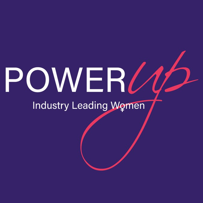 power up logo design wettbewerb