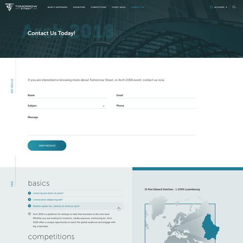 Zweitplatziertes Design von set4net