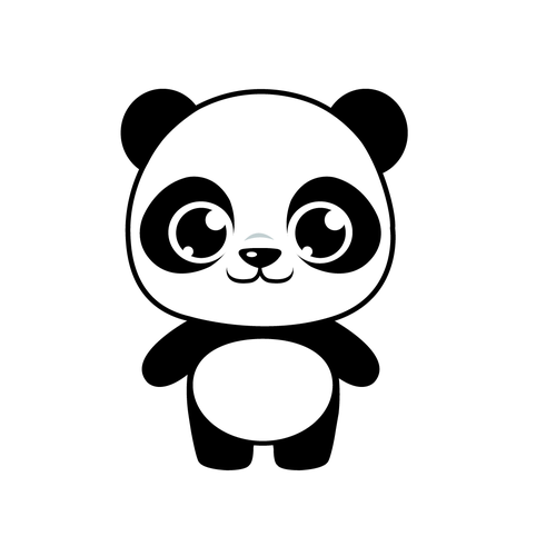 Design A Sweet Panda Cartoon Character Erstelle Einen Sussen Panda Cartoon Figur Other Design Contest 99designs