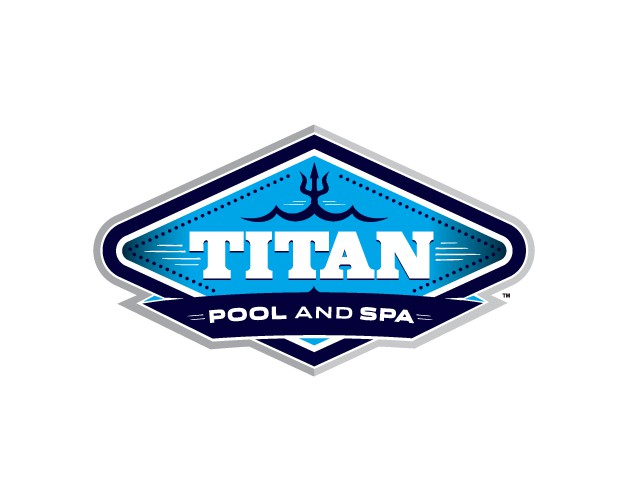 Titan pool and spa needs a new logo logo design contest for Pool design logo