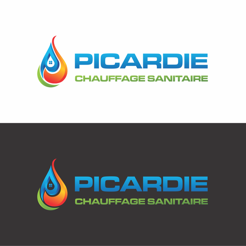 House equipment (Heat & plumbing equipment) company looking for an AWESOME logo :D ! Design by Yassinta Fortunata