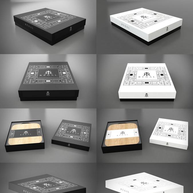 Design vencedor por Valentina Purple Visions