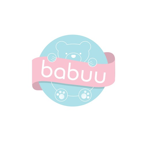 The logo is for an online shop with baby items | Logo ...