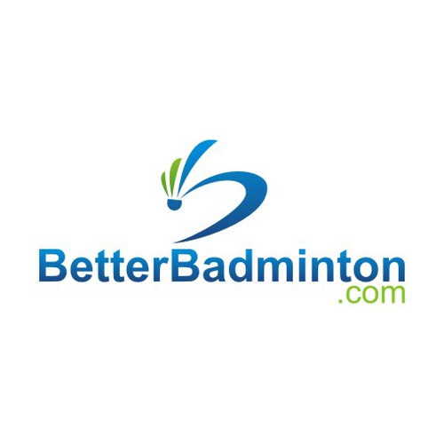 creative logo for badminton sport logo design contest