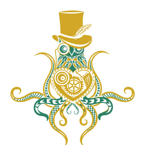 Runner-up design by Morghoulis