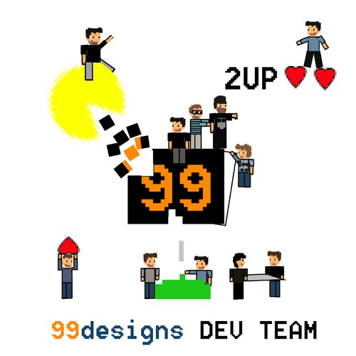 Runner-up design by J_F Design