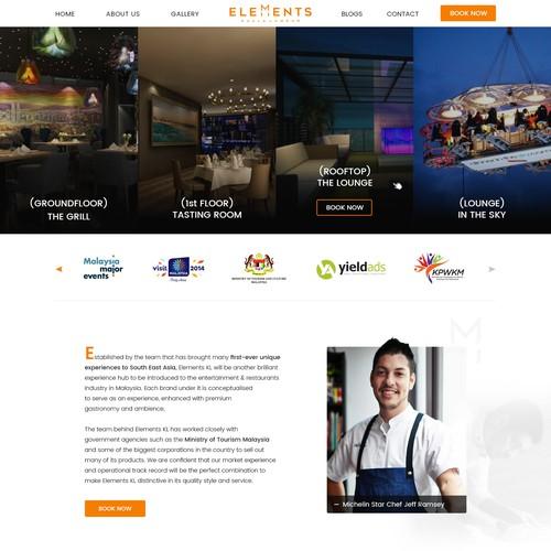 Runner-up design by Kreativeclass