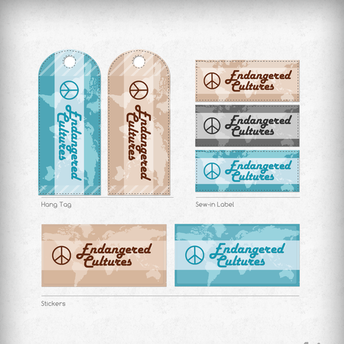 Runner-up design by Azi0 Design