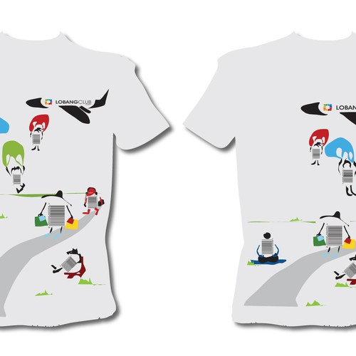 New t shirt design wanted for iphone app lobangclub t Apps to design t shirts