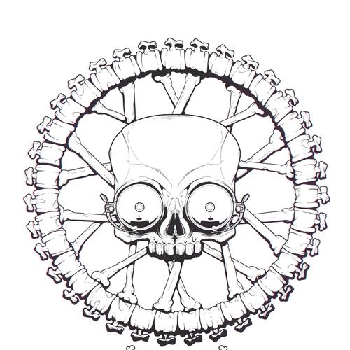 Diseño finalista de Pillgrimist