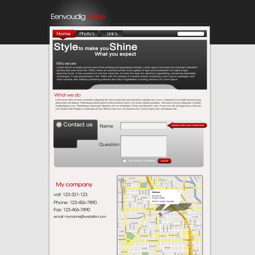 Meilleur design de Daylite Designs ©