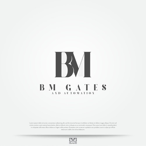 Runner-up design by BlindB