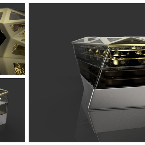 Diseño finalista de Hsk