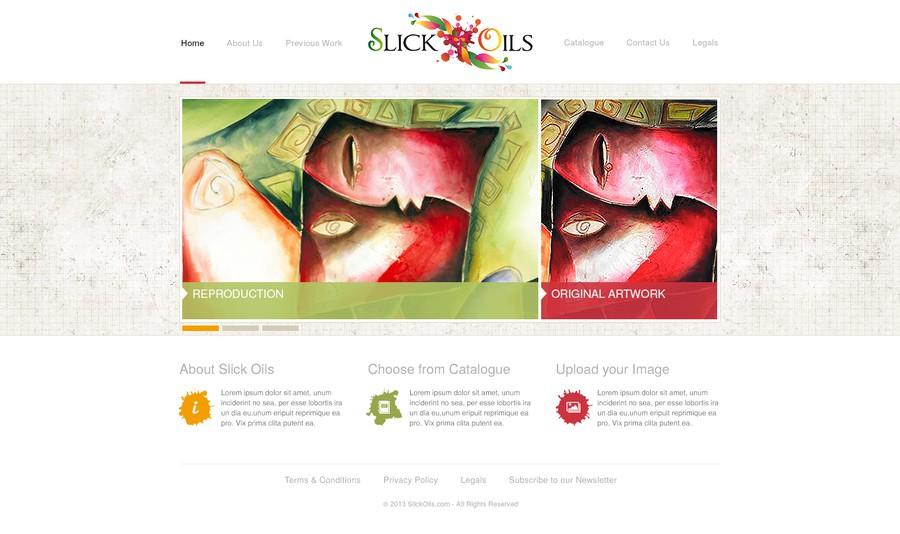 Design vencedor por Bokche