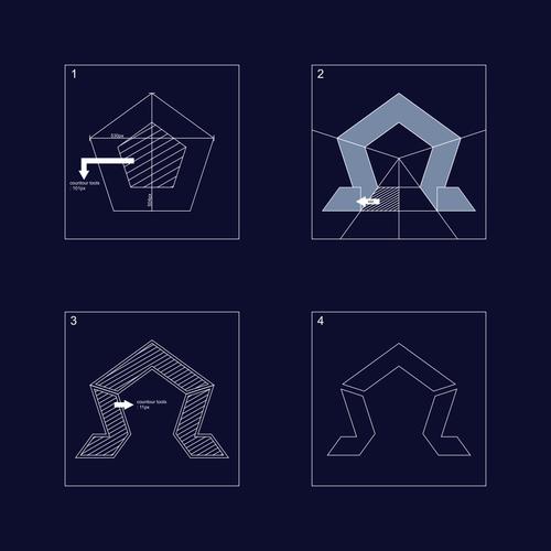 Runner-up design by Q I O S ™