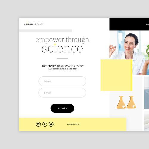 Runner-up design by imdesigning