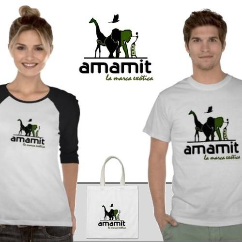 Diseño finalista de AMAMA