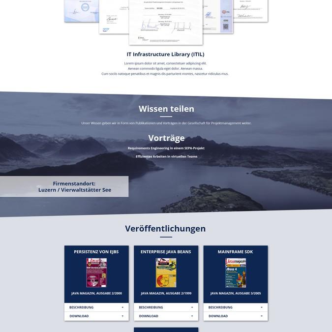 Gewinner-Design von Designer SE15