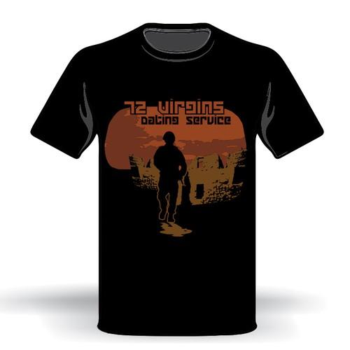 72 virgins t-shirt